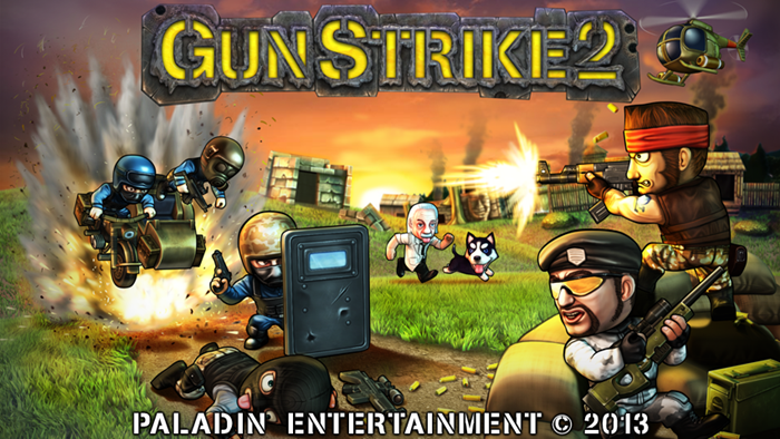 Gun Strike 2 Apk v1.0.2 Mod [Ad-Free / Unlimited Money]