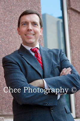 Professional Photo of Houston Family Lawyer Jim Evans