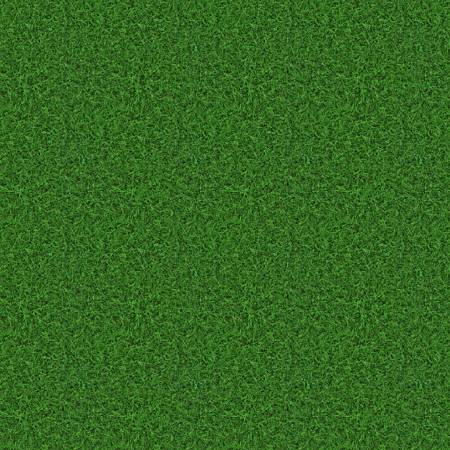 Grass Choppy Green Seamless Texture