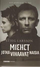 stieg larsson miehet jotka vihaavat naisia Rovaniemi