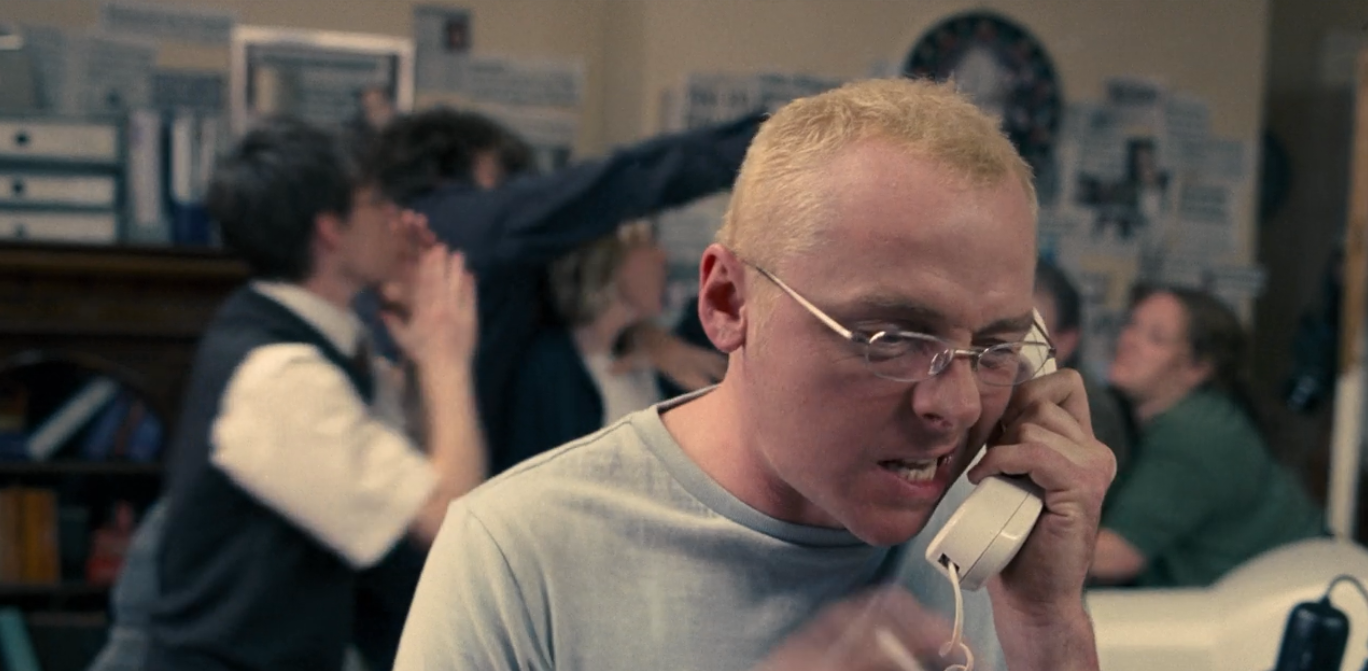 simon pegg how to lose friends amp alienate people part