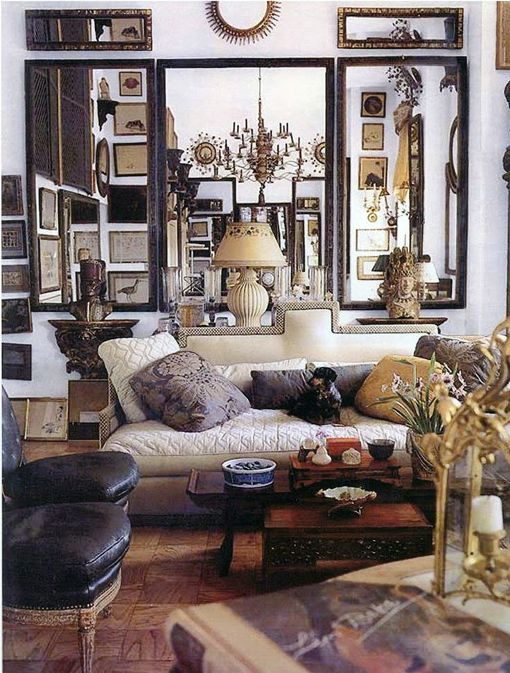 Interior relooking arredare la casa in stile boho chic for Boho style arredamento