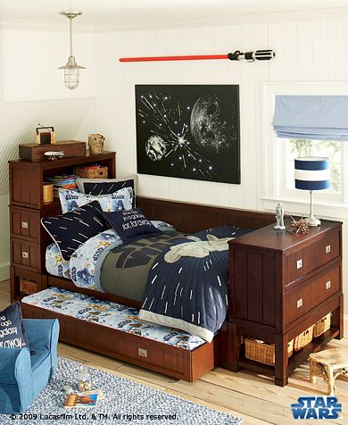 Star Wars Bedroom Ideas : STAR WAR WALLPAPER: Star Wars Bedroom