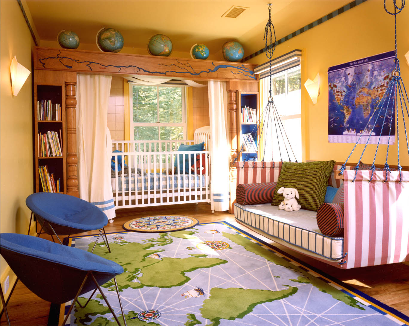 Desain kamar tidur cowok