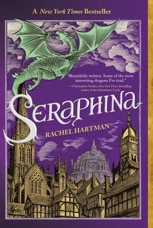 Current Giveaway: Seraphina by Rachel Hartman