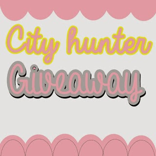 http://strawberrysgurls.blogspot.com/2013/12/city-hunter-giveaway.html
