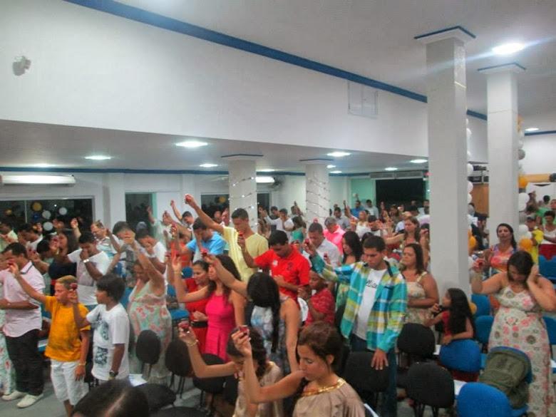 Culto da Virada 2013-2014: