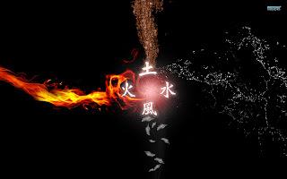 Legend of Korra Water Earth Fire Wind Elements HD Wallpaper Desktop PC Background 1644