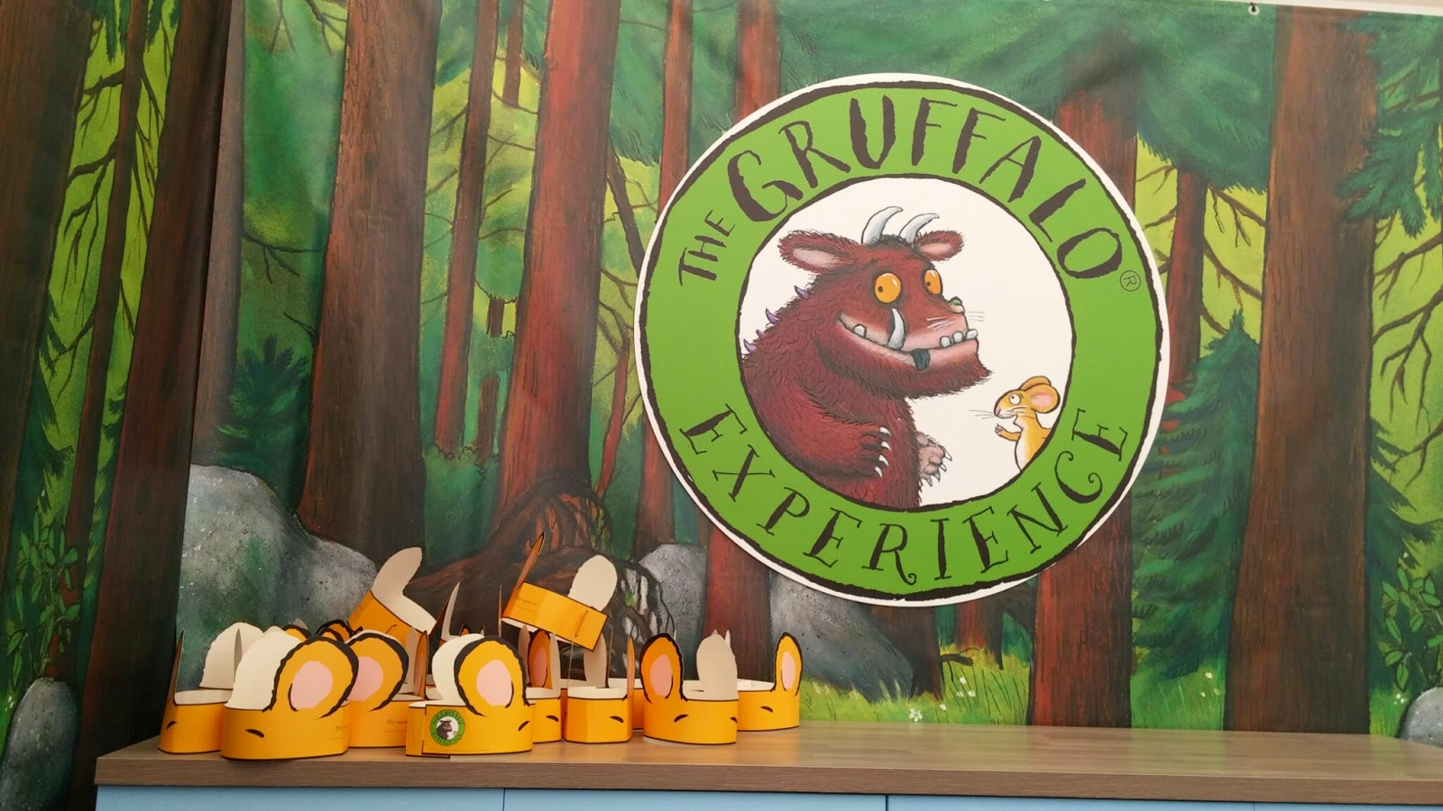 Gruffalo experience
