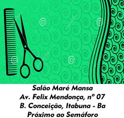 Salão Maré Mansa