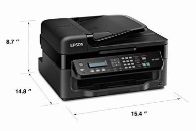 epson wf 2530 printer drivers
