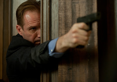 Ralph Fiennes as Gareth Mallory, Skyfall, directed by Sam Mendes