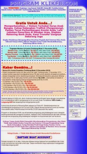 Program KlikFB