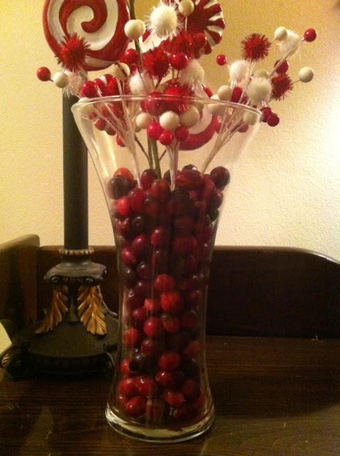 Thirty Seventh Avenue The Best Christmas Vase Fillers