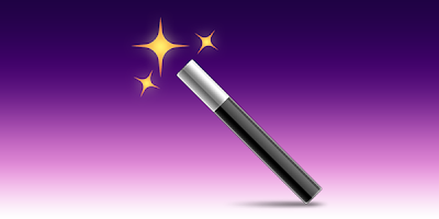 Magic Wand Icon (PSD)