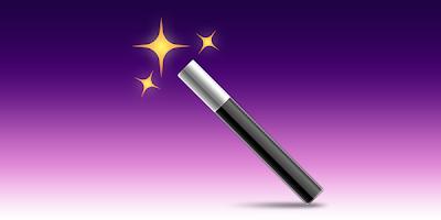 Magic Wand Icon (PSD)