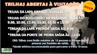 .DIAS DE VISITAÇÃO E HORÁRIOS
