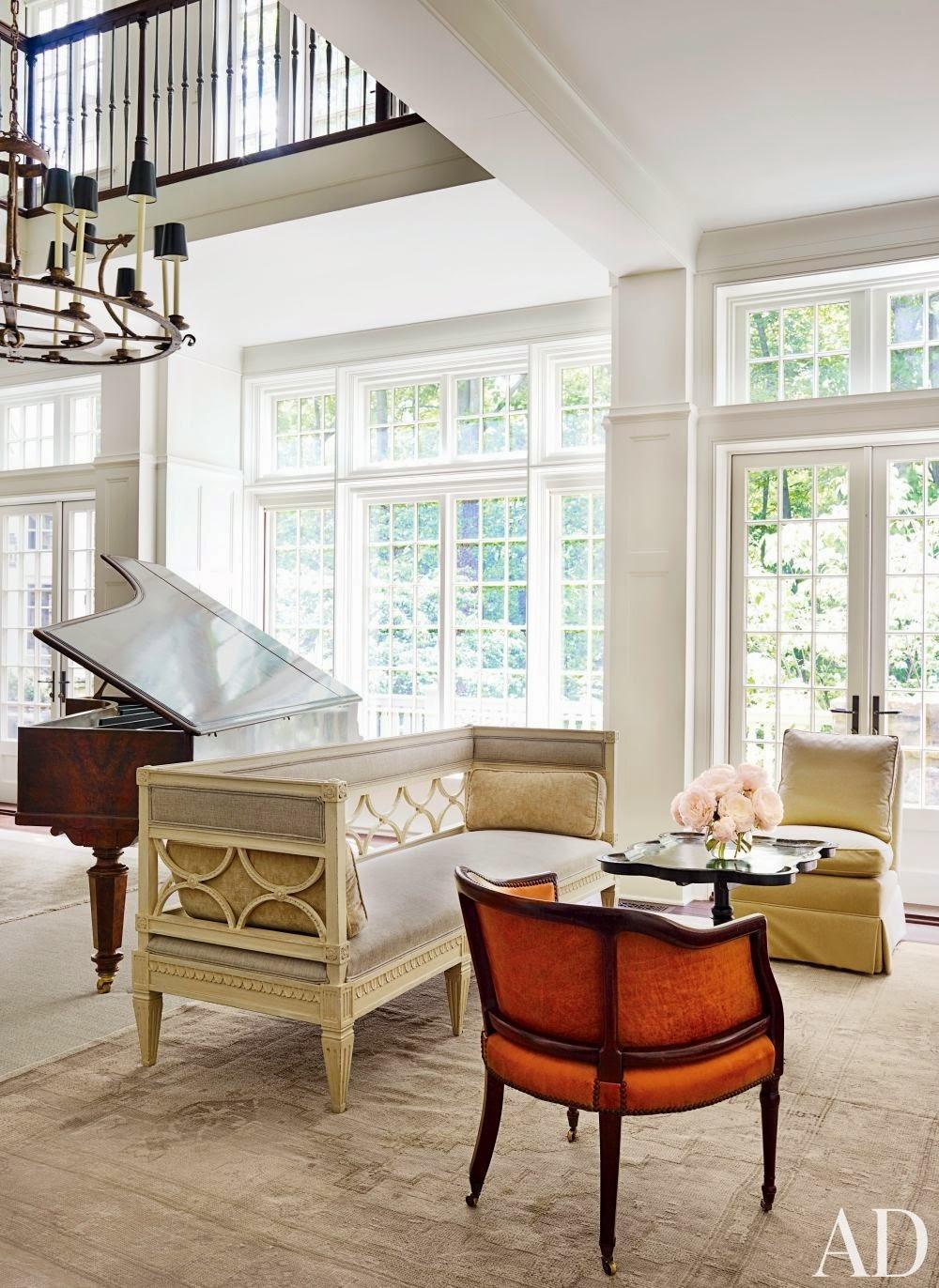 Decor inspiration the new traditionalist darryl carter for Piani di casa in tudor