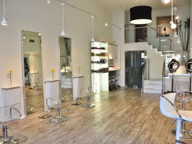 desain interior ruang salon