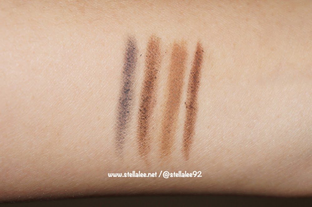 Holika Holika Wonder Drawing 24hr Auto Eyebrow Review Stella Lee