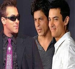 Ban on Salman, Sharukh, Amir's films?