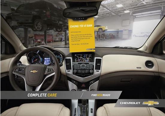 Chevrolet Giải Phóng