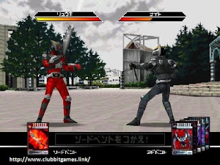 LINK DOWNLOAD GAMES Kamen Rider Ryuki ps1 ISO FOR PC CLUBBIT