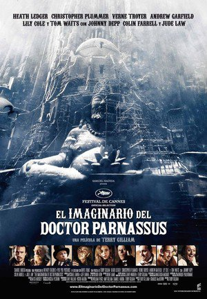 Poster The Imaginarium of Doctor Parnassus 2009