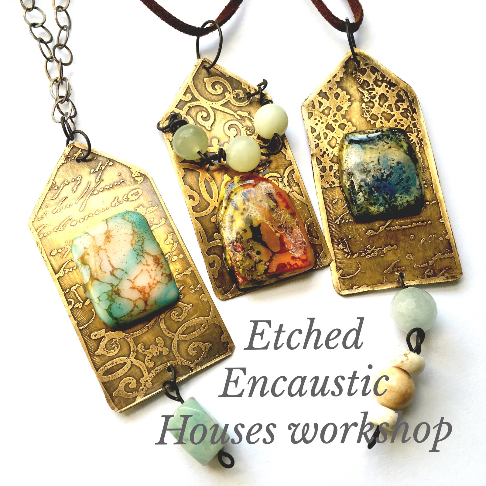 Registration Now Open for Art Jewelry Adventure Online Retreat !