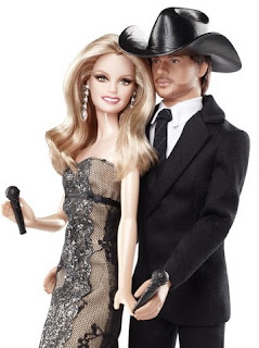 Faith Hill and Tim McGraw To Get Their Own Barbies