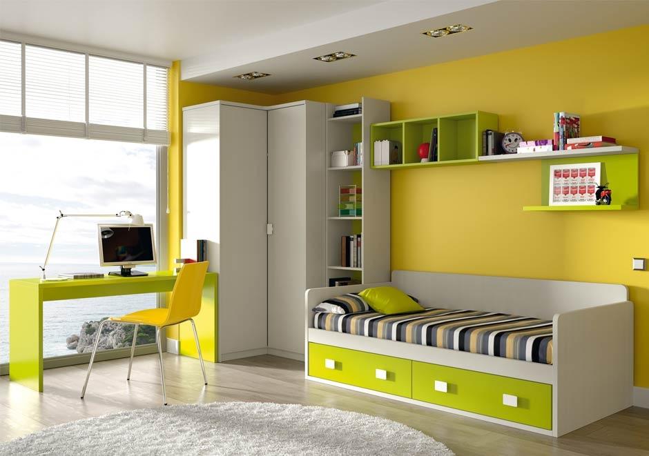Dormitorios juveniles a medida carpinter a en madrid for Dormitorios juveniles a medida
