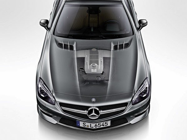 2014 New Mercedes-Benz Sl 400 Review