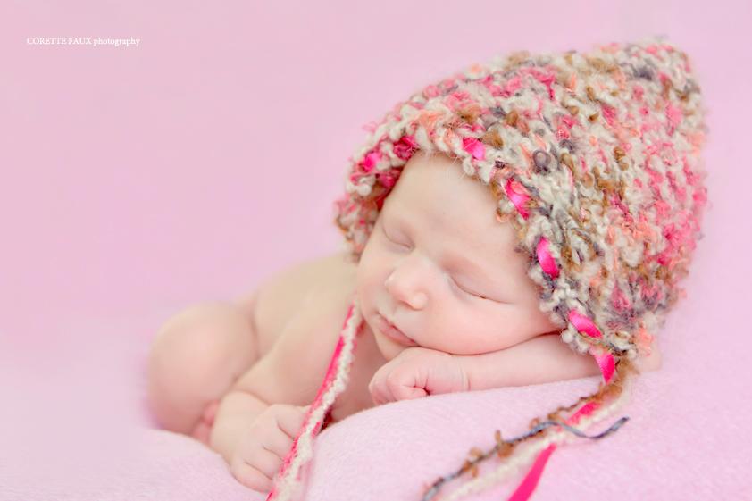Newborn baby photography surrey baby irina 2 weeks