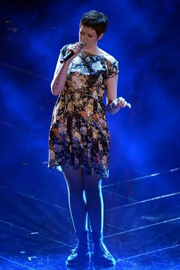 Sanremo 2013 Irene