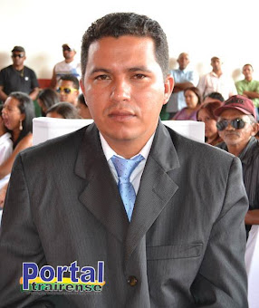 VEREADOR FRANK (PSC 160 VOTOS)