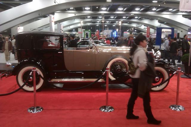 Rolls Royce, Car Restoration