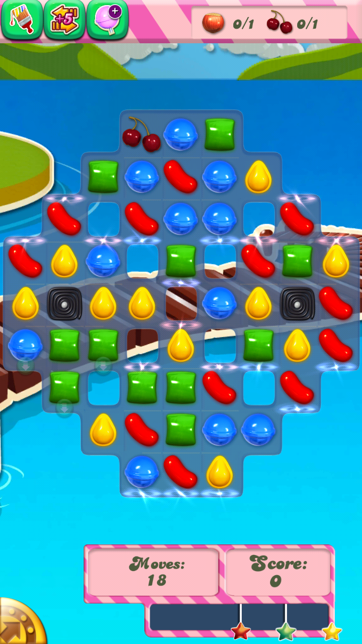 Candy Crush Levels