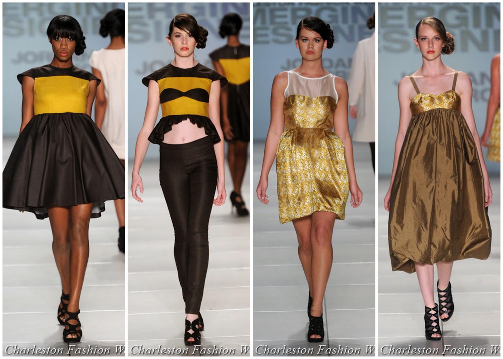 Look Linger Love Charleston Fashion Week 2012 Thursday