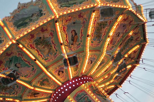 carousel Prater
