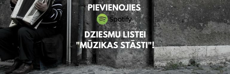 Mūzikas stāsti