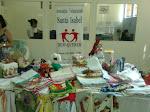 Feira de artesanato realizada no Hospital Regional no dia 11/12/2012