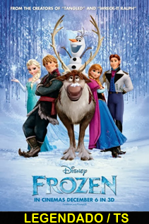 Assistir Frozen: Uma Aventura Congelante Legendado 2013