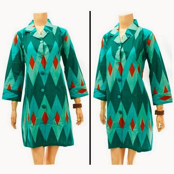 Dress Batik RangRang