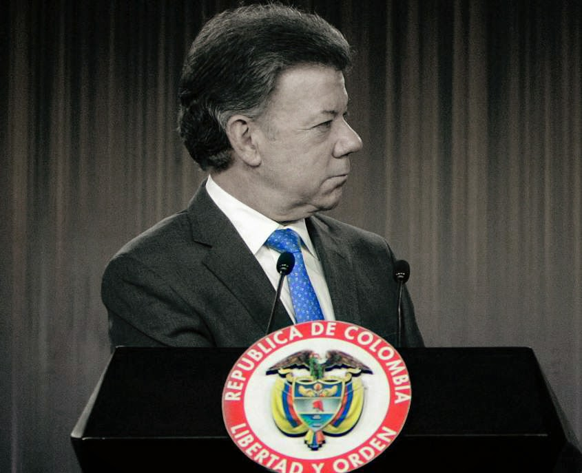 Juan Manuel Santos - Fraude