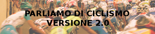 Parliamo di Ciclismo