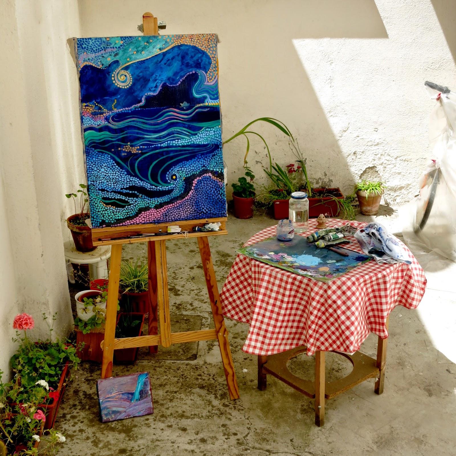 La Casa Matiz: Volver a pintar