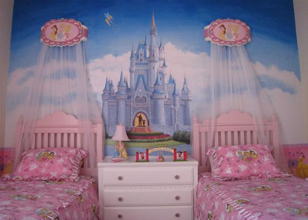 Habitaciones estilo princesa dormitorios con estilo for 6 year old bedroom ideas