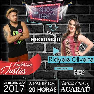 Show de Humor - Acaraú