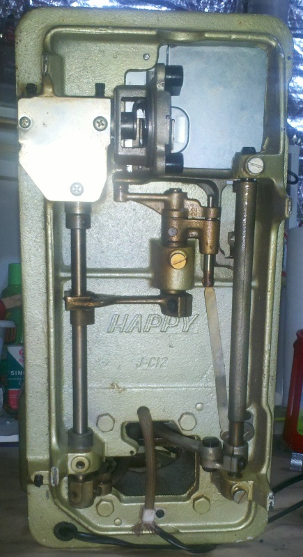 Vintage Sewing Machines Signature URR40E UPDATE Inspiration Vintage Signature Sewing Machine