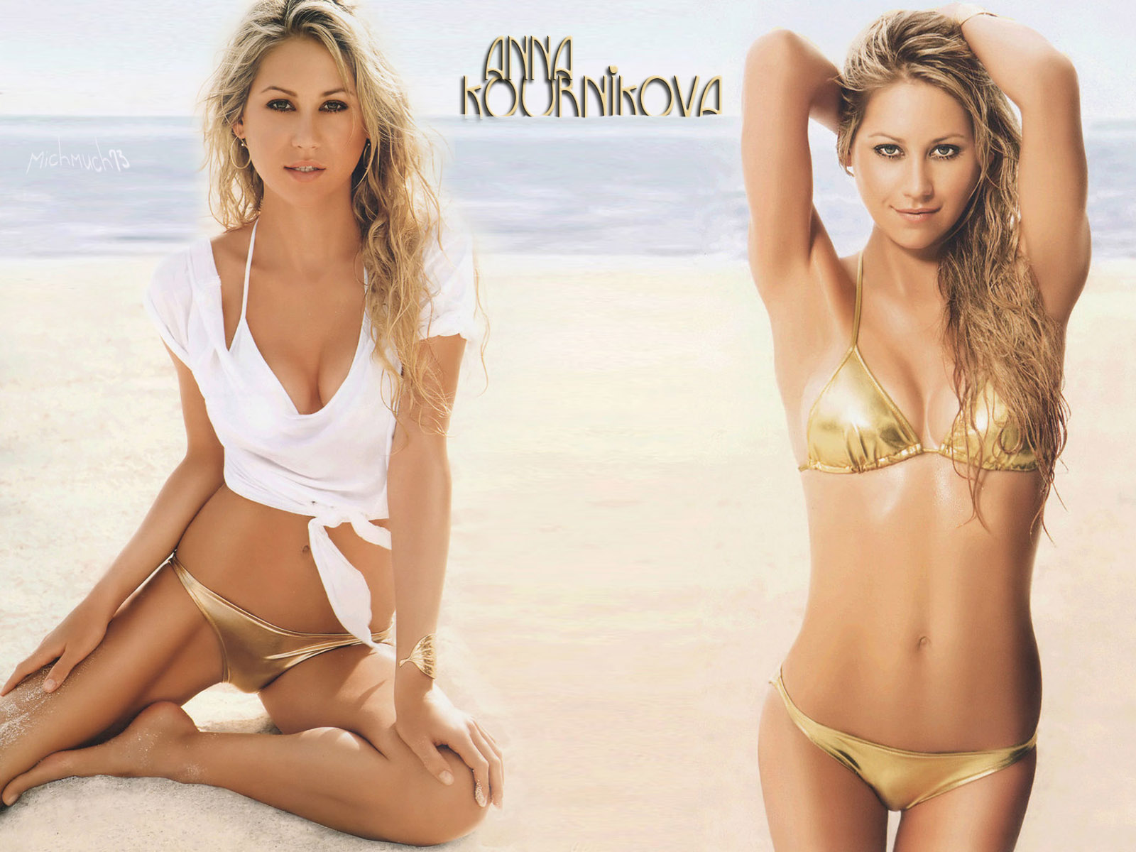 Sexy Hot Russian Women - Anna Kournikova
